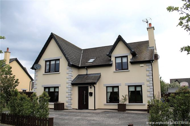 8 Park Gate, Shillelagh Road, Tullow, Co. Carlow, R93 AT27