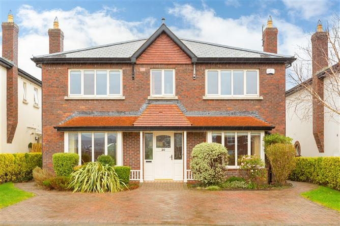 main photo for 20 Church View, Eden Gate, Delgany, Co. Wicklow