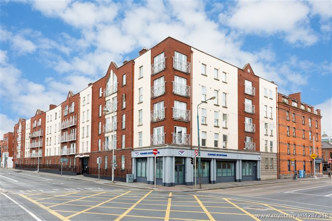 Apt. 143 Clifden Court, Ellis Quay, North City Centre, Dublin 7