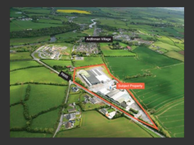 Main image for Former Moy Isover Facility, Ardfinnan, Tipperary