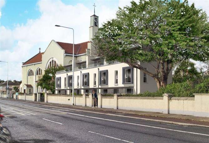 "Main image for ""Ready to Go"" Site at Former Parochial House, Nutgrove Avenue, Rathfarnham, Dublin 14"