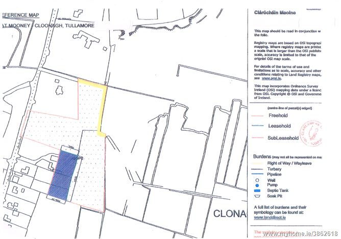 Photo of C. 6.1 Ac Site Cloonagh, Tullamore, Offaly