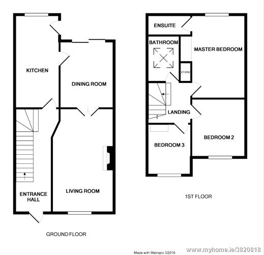 21 Charvey Court, Rathnew, Co Wicklow