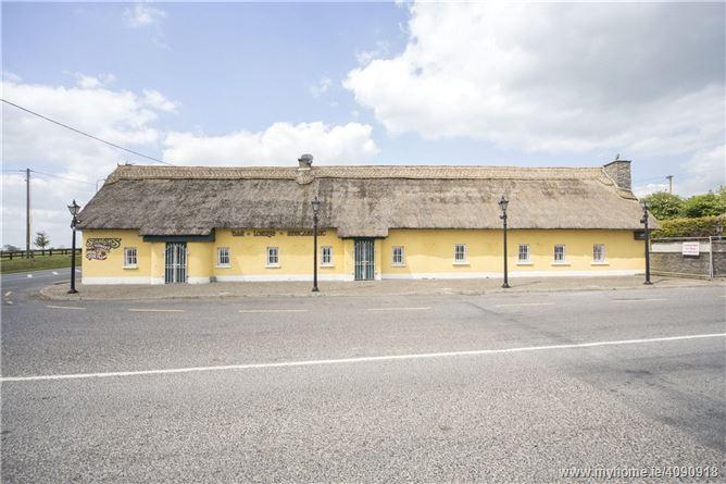 Scanlons Pub, Kilberry Cross, Navan, Co. Meath