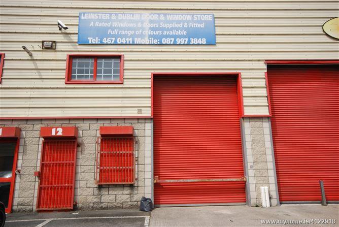 12 Crag Crescent, Clondalkin Industrial Estate, Clondalkin, Dublin 22