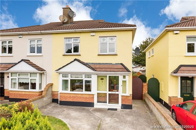 5 Templeview Green, Clare Hall, Dublin 13