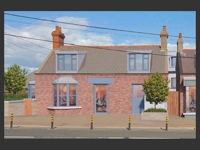 Main image for Helena Cottage & 1 Bow Lane, Main Street, Greystones, Wicklow