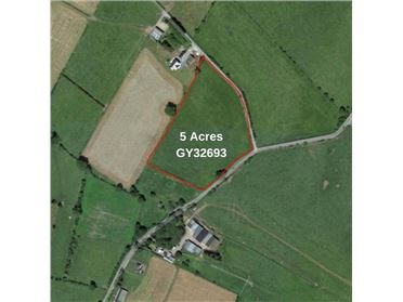 5 Acres @ Carheenard, Caherlistrane, Co. Galway