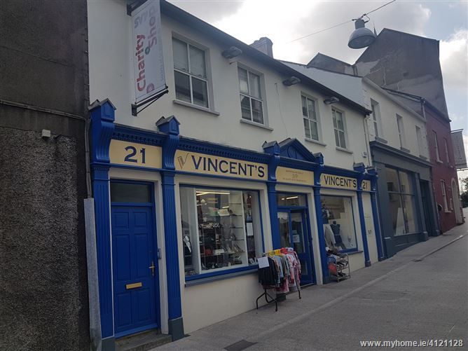 21 Henrietta Street, Waterford City, Waterford