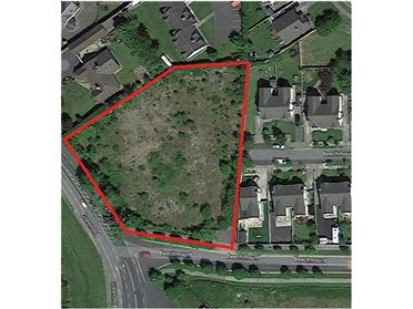 Main image of 1 Acre Zoned Residential Site, Green Road, Newbridge, Kildare