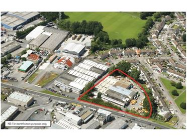 Photo of Ballymount Road Lower site, Ballymount, Dublin 12
