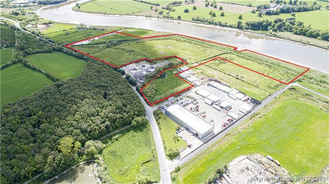 Main image for Lands At Marshmeadows, New Ross, Co. Wexford