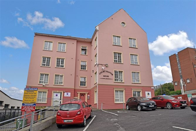 Main image for Apt 11, Court Manor House, Letterkenny, Donegal, F92 HT65