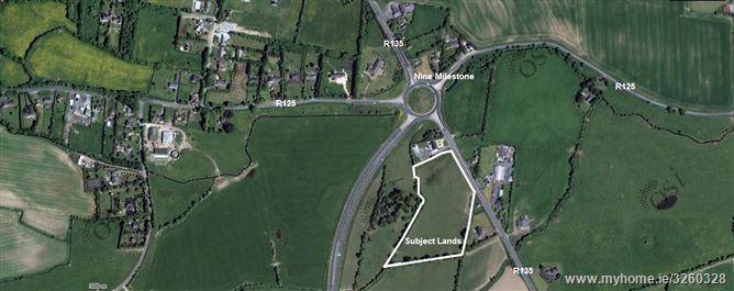 Nine Milestone, Ashbourne, Co. Meath - Potential Development Land
