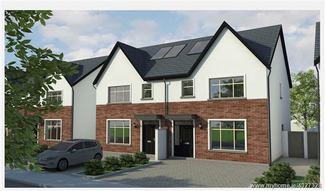 Main image for B3 House Type, 4 Bed semi, Janeville, Carrigaline, Cork