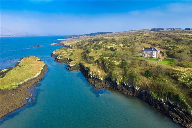 Main image for The Admiral's House,Rerrin,Bere Island,Co. Cork,P75 XY01