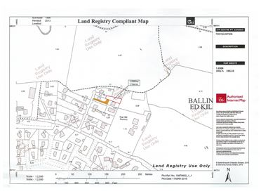 Photo of 0.14 acres Zoned Residential Site at Ballinahinch, Ashford, Wicklow