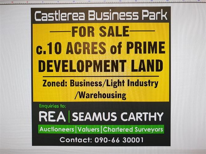 Main image for Roscommon Road, Castlerea Town, Co. Roscommon