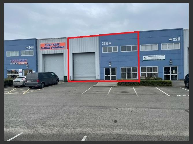 Axis Business Park, Tullamore, Offaly