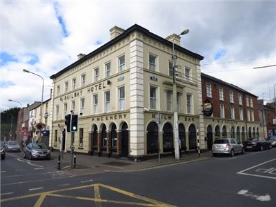 The Railway Hotel and McEnerys Shop, Parnell Street, City Centre (Limerick), Limerick City