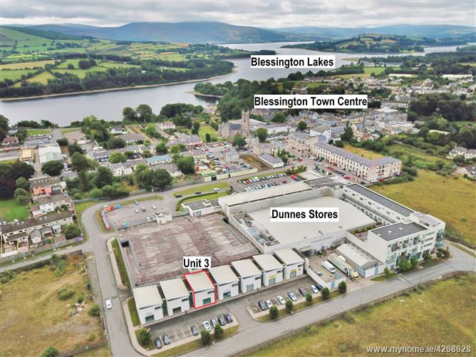 Unit 3, The Enterprise Units, Blessington, Wicklow