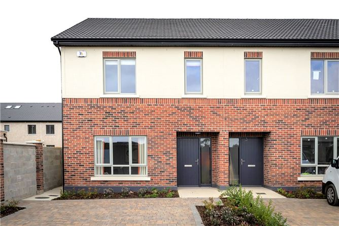 3 Bedroom Homes (Type C) EOT, Hallwell, Adamstown, Lucan, Co Dublin