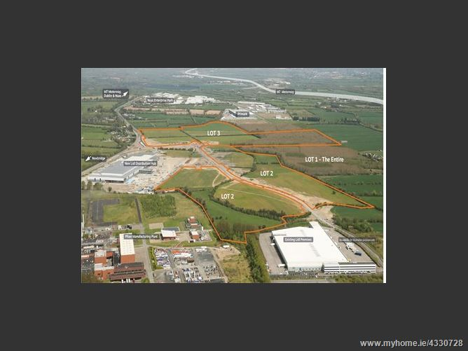 Main image for Lands at Little Connell, Newbridge, Co Kildare