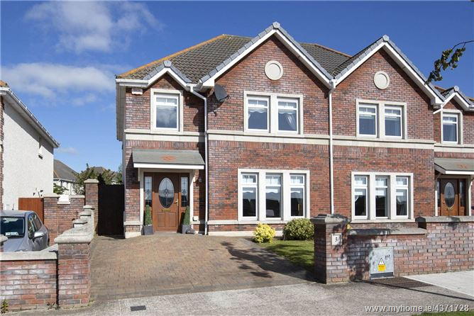 Main image for 3 Sycamore Drive, Archerstown Wood, Ashbourne, Co Meath, A84 FC92