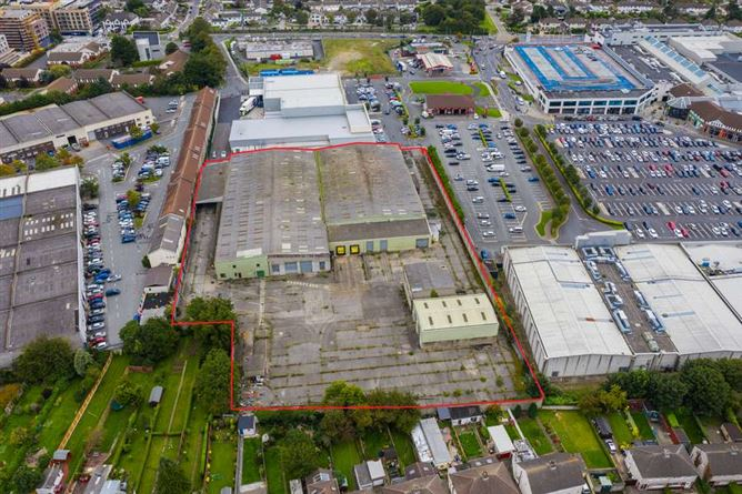 Main image for Detached Warehouse Facility, Santry Hall Industrial Estate, Swords Road, Dublin 9