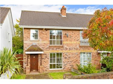 Main image of 63 The Maples, Clonskeagh, Clonskeagh, Dublin 14