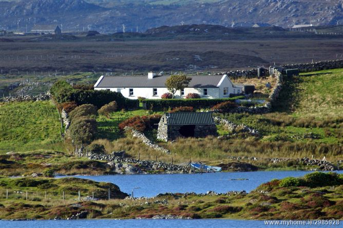 Main image for Cottage (236), Ballyconneely, Galway