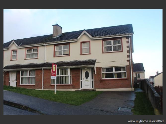 Main image for 8 Knocknamona Crescent, Letterkenny, Donegal