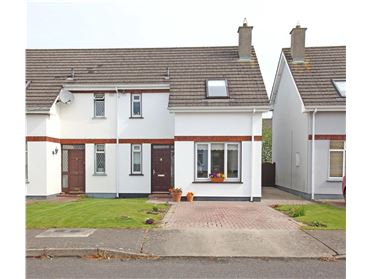 Main image of 107 Caragh Court, Naas, Co Kildare, W91 EPC9