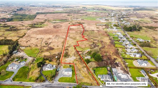 Main image for Land at Boleybeg, Cappagh Road, Barna, Co. Galway