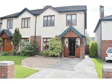 255 Morell  Dale, Naas, Co. Kildare