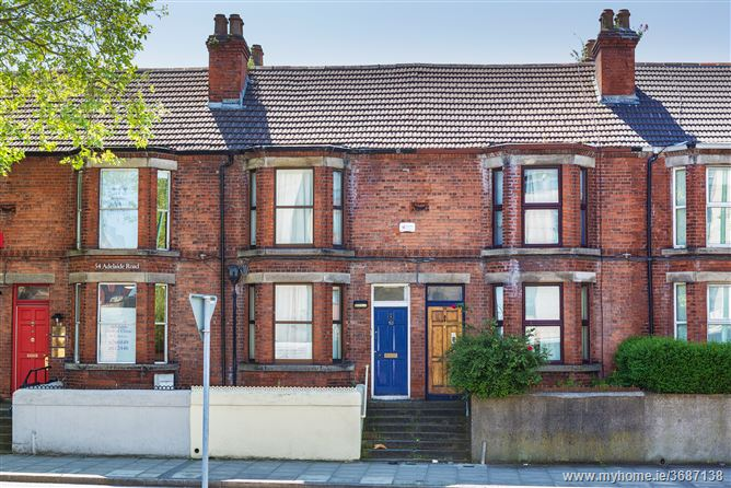 save property 53 Adelaide Road, Leeson Street, Dublin 2