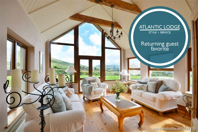 Main image for Atlantic Lodge ,Cuas, Dingle