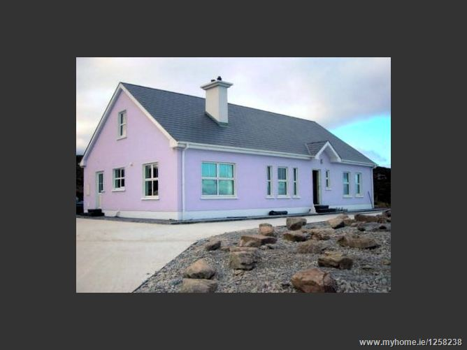 Rosshead Cottage - Glengad, Donegal