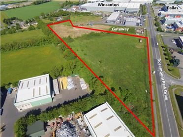 Photo of Zoned Industrial Land at Rosemount Business Park, Ballycoolin, Blanchardstown, Dublin 15