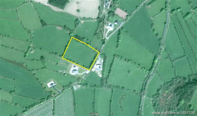(Site With Fpp) 3.8 Acres, Glenbower, Owning, Co. Kilkenny