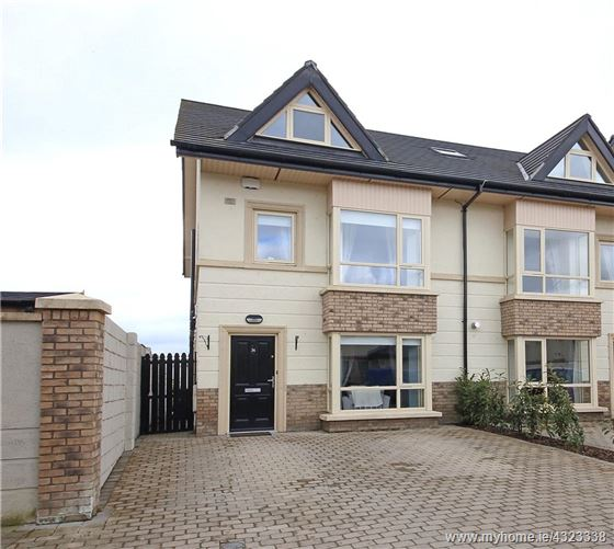 Main image for 34 Primrose Avenue, Jigginstown, Naas, Co Kildare, W91 W0HY