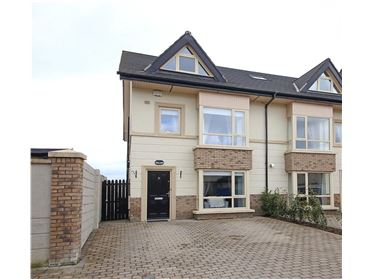 Main image of 34 Primrose Avenue, Jigginstown, Naas, Co Kildare, W91 W0HY