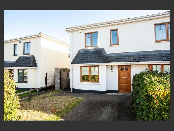 Main image for 18 Straffan Close, Maynooth, Co. Kildare, Maynooth, Kildare