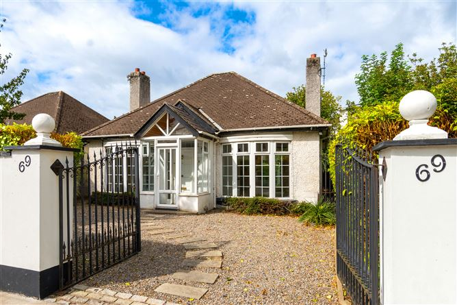Main image for 69 Trimleston Gardens, Booterstown, County Dublin