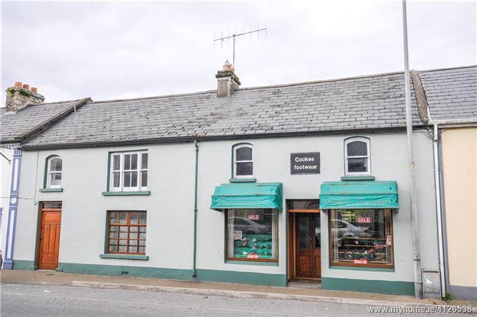 Cooke's Footwear, Main Street, Urlingford, Co. Kilkenny, E41 YW74