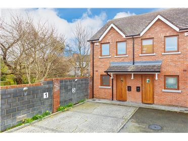 Photo of 3 Woodfield Mews, Rear Inchicore Road, Inchicore, Dublin 8