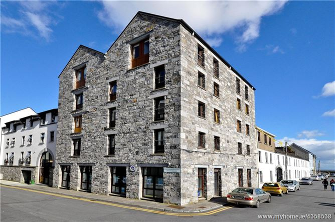 Main image for 1 Spanish Parade House, 13 Merchants Road Lower, Galway City Centre, Galway, H91 D431