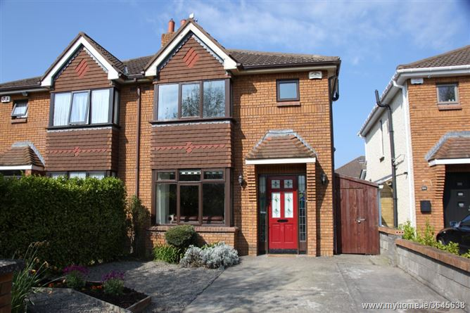 26 Glenbourne Road, Leopardstown,   Dublin 18