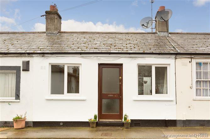 43 Kirwan Street Cottages, Stoneybatter, Dublin 7
