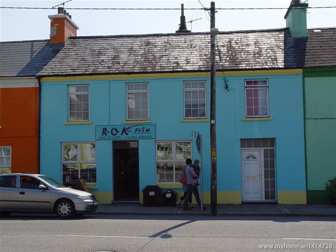 Ref 413 - Commerical Premises, North Square, Sneem, Kerry